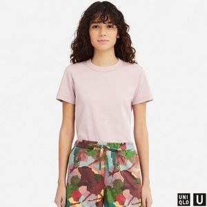 Uniqlo U crew short sleeve